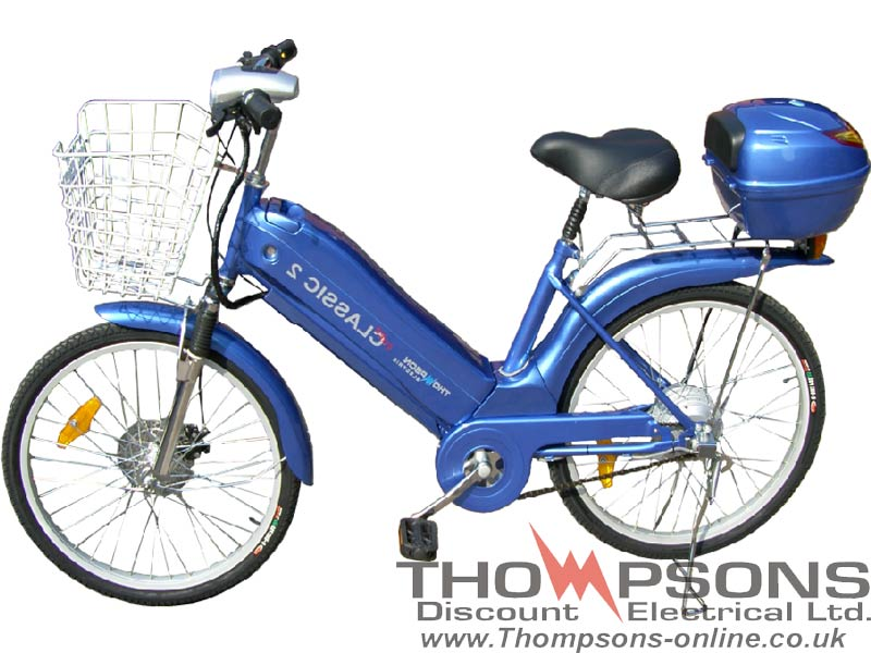 BRAND NEW THOMPSON EURO CLASSIC 2 ELECTRIC BIKE
