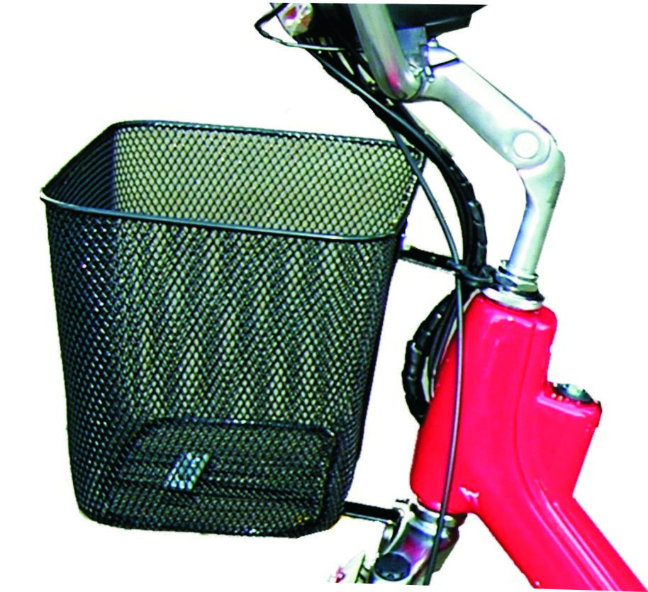 Front Basket for Eco Nippy Thompson Electric Bike